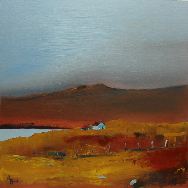 Ruth Bond - Searching the Machair