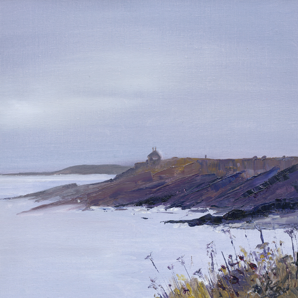 Walk from Alnmouth to Bamburgh - Bathing House