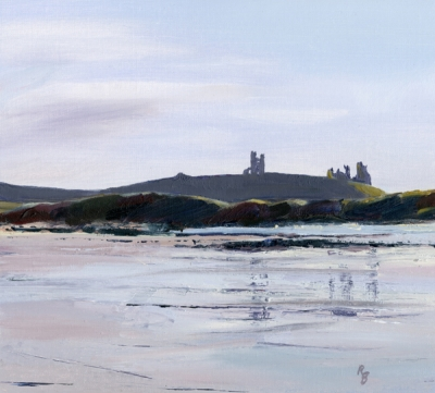 Walk from Alnmouth to Bamburgh - Dunstanburgh
