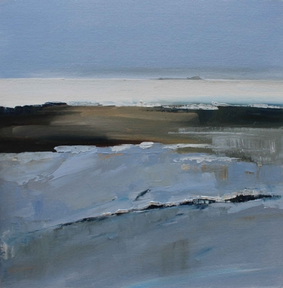 Walk from Alnmouth to Bamburgh - Estuary Lines